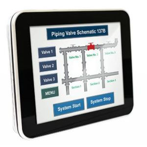 "9.7"" High Resolution Touchscreen for cMT-SVR"