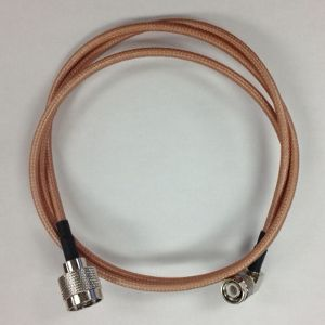 RF Cable N male to TNC male R/A - 2 ft