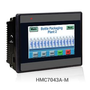"HMC Touchscreen 4.3"" Graphic"