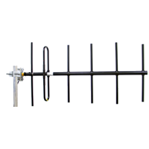 Wavelink 12 dBi Professional Grade Yagi with 50' Cable, N-Male Connector (169-174 MHz)