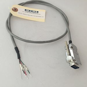 RS-232 Serial Cable - 6'