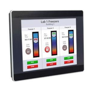 "9.7"" High Resolution Touchscreen cULus Certified"