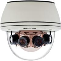 40MP 180 Deg POE Security Camera