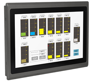 "15.6"" Touchscreen Compact Panel PC with Microsoft Windows® Embedded OS"