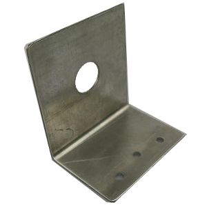 Antenna Right-Angle Mounting Bracket - Large