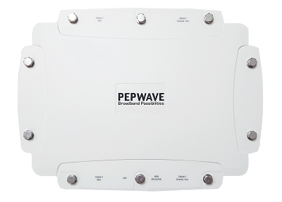 Peplink AP Pro Duo IP67 Rugged Outdoor WiFi