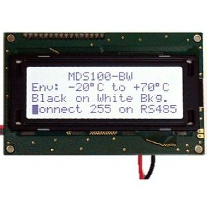 4 x 20 RS-485 LCD Display