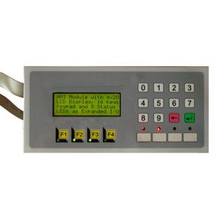 MD-HMI LCD and Keypad